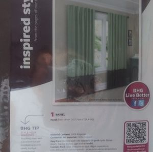 """Better Homes And Gardens Accents - Better Homes & Gardens 84"""" Window Panels"""